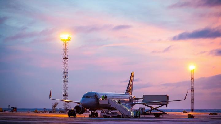 В Кургане с октября запустят авиарейсы до Санкт-Петербурга