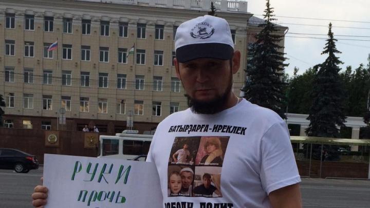 В Уфе пропал активист Куштау, его ищут шесть дней