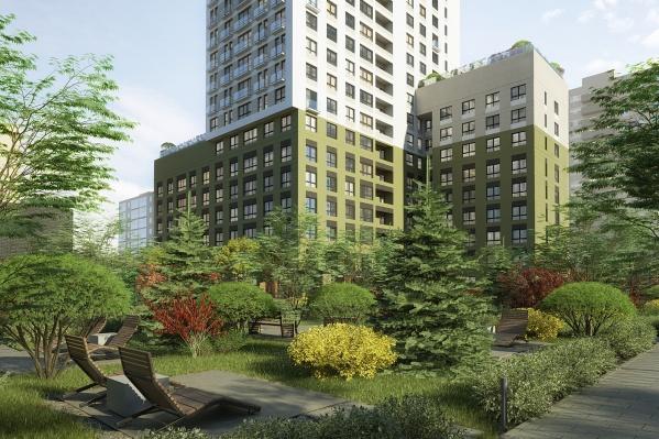Современные девелоперы тонко чувствуют потребности покупателей и строят новое жилье