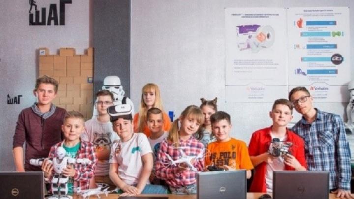 В Екатеринбурге открыли набор в уникальный IT-лагерь для детей