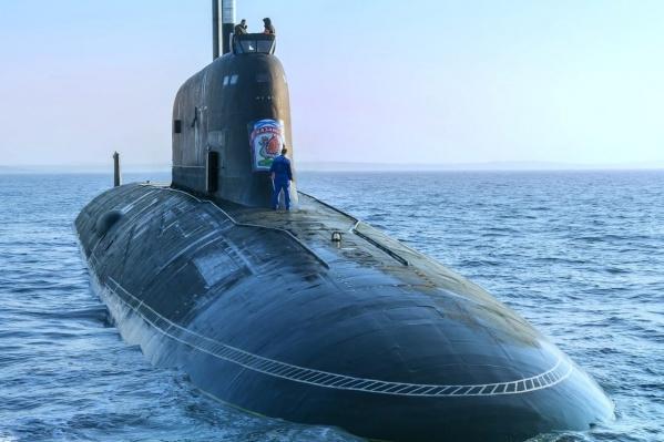 На воду «Казань» спустили 31 марта 2017 году