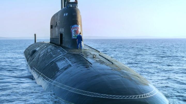 Атомную подлодку «Казань» передадут ВМФ России 7 мая в Северодвинске