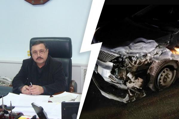 После аварии Рашит Сабиров решил покинуть пост главы