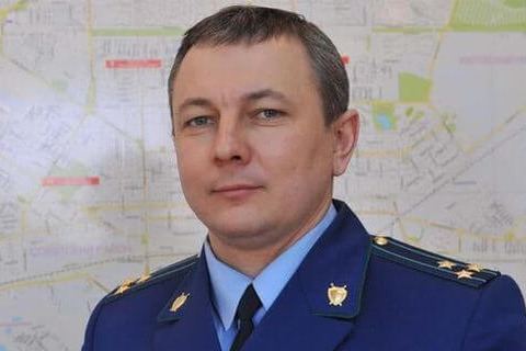 Зампрокурора Самарской области перевели в Амурскую область