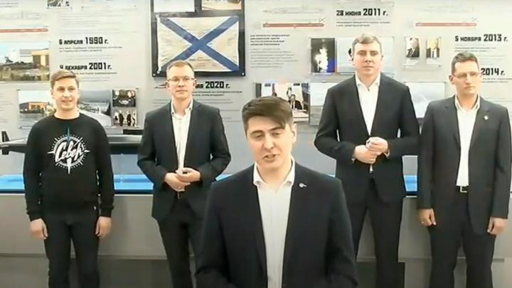 Владимир Путин лично поздравил с победой в праймериз северодвинского единоросса