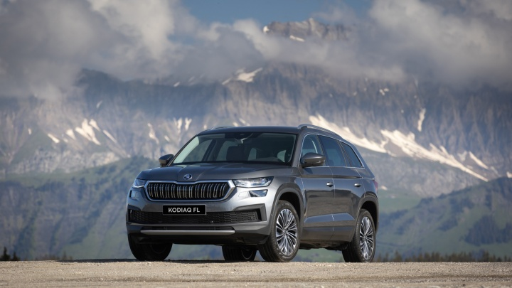 ŠKODA AUTO Россия объявил стартовую цену на обновленный KODIAQ