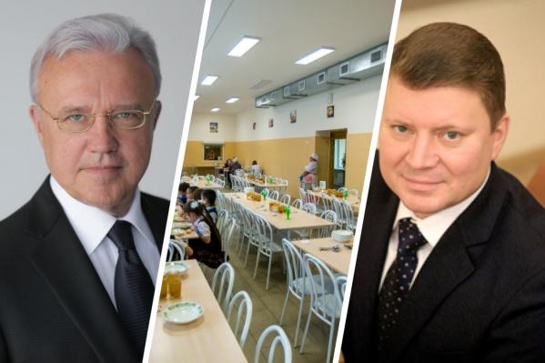 Губернатор убежден, что Красноярску нужен единый муниципальный оператор по школьному питанию
