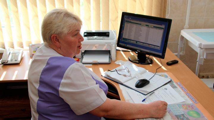Омские больницы во время нерабочей недели будут принимать пациентов по обычному графику