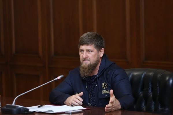 Рамзан Кадыров оскорбился высказыванием своего зрителя