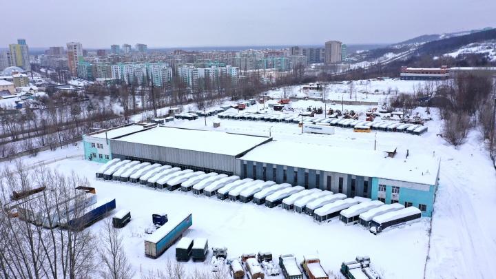 Кладбище НЕФАЗов: смотрим, как в Уфе похоронили новые автобусы и миллионы бюджетных рублей