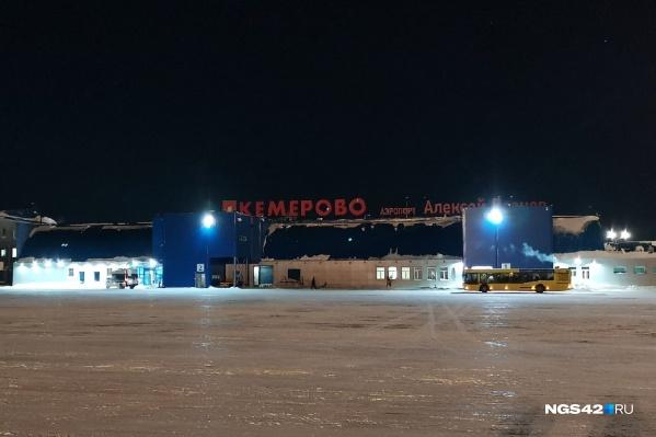 Прямые перелеты из Кемерово станут возможны в конце апреля