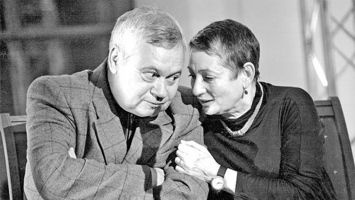 Скончался пресс-секретарь первого тюменского губернатора и писатель Виктор Строгальщиков
