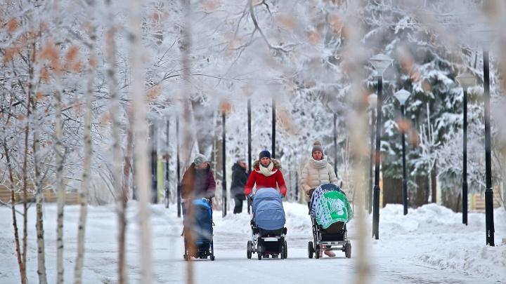 Синоптики рассказали, когда в Башкирии потеплеет. И предупредили о 33-градусном морозе