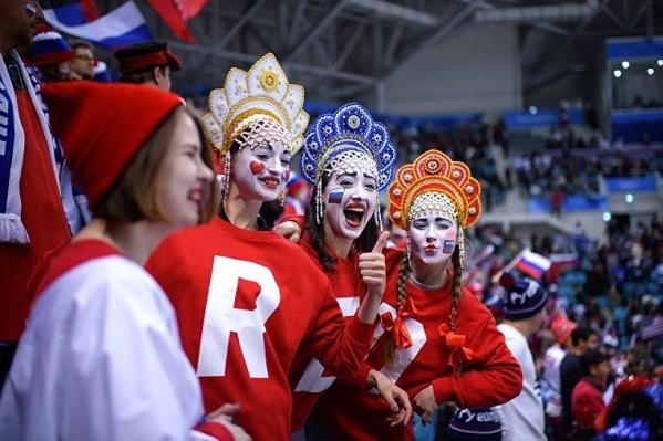 Поддержать российских олимпийцев в этом году получится только перед экранами