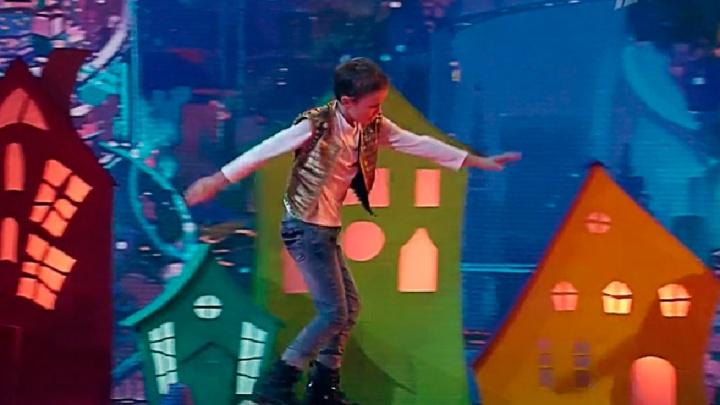«Увидел и тоже захотел»: мальчик из Ярославля поразил Максима Галкина на шоу «Лучше всех»