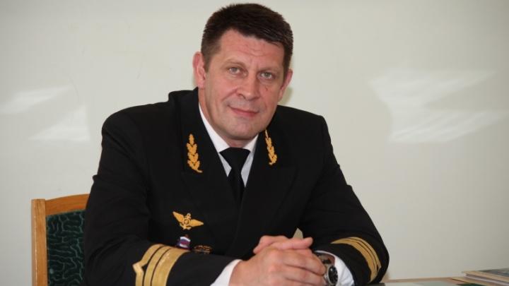 Директор Волго-Донского судоходного канала уехал командовать каналом имени Москвы