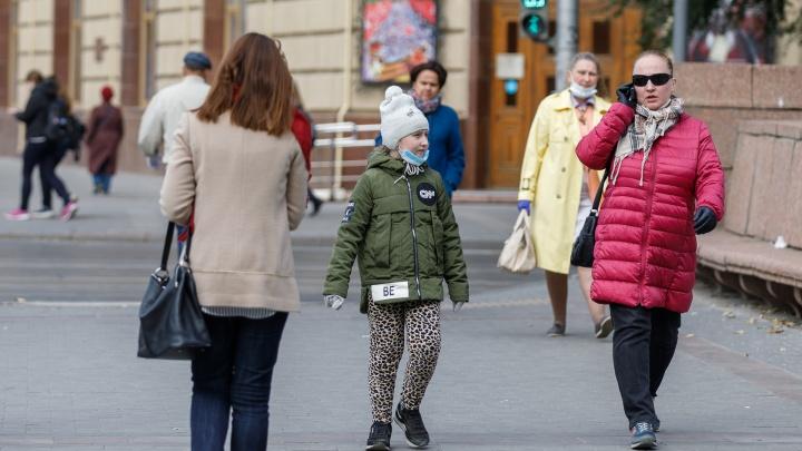 В Волгограде губернатор отправил пенсионеров на месяц обязательной изоляции