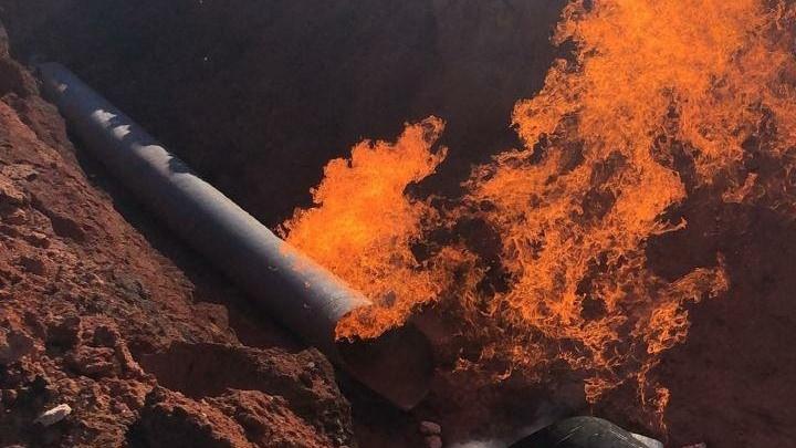 Стало известно, почему в Башкирии этой весной взорвался газопровод