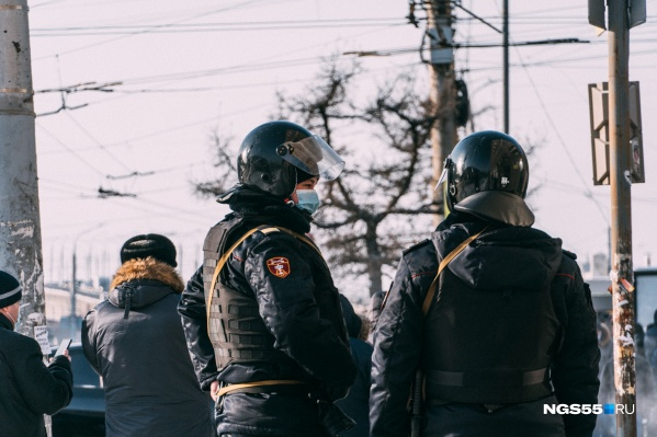 Сотрудники Росгвардии выехали из Омска в Усть-Ишим, чтобы уничтожить боеприпас