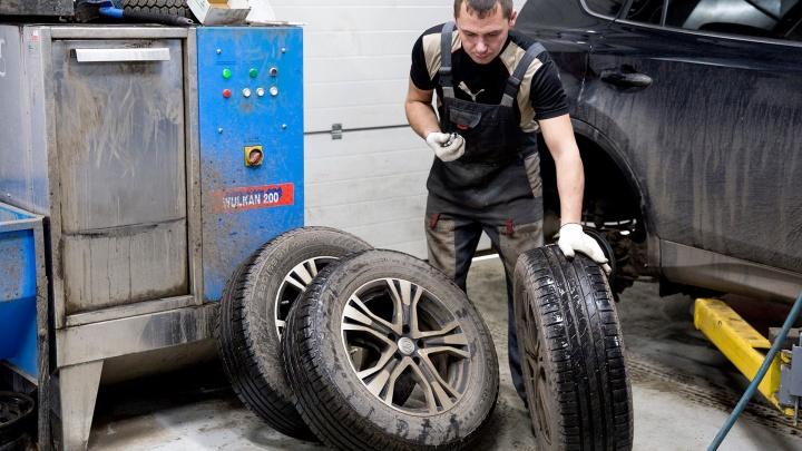 Шипастый вопрос: когда переобуваться и какие зимние шины поставить?