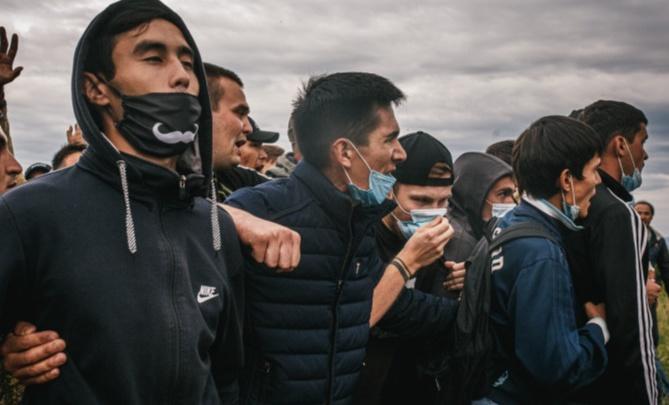 В Башкирии задержали участника протестов на Куштау