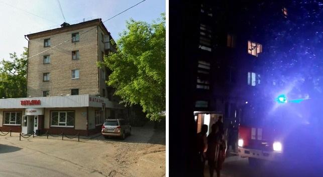 В Тюмени в ночном пожаре погиб 44-летний мужчина с инвалидностью