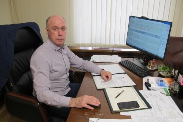 Владимир Гейко ответит на самые актуальные вопросы про ЖКХ в Екатеринбурге