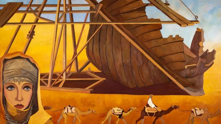 В Ростове-на-Дону пройдет персональная выставка картин путешественника Фёдора Конюхова