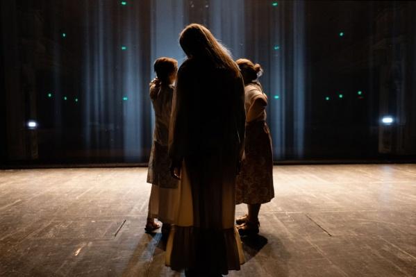 Сцена с репетиции «Иоланты». Имена исполнителей раскрыли накануне премьеры