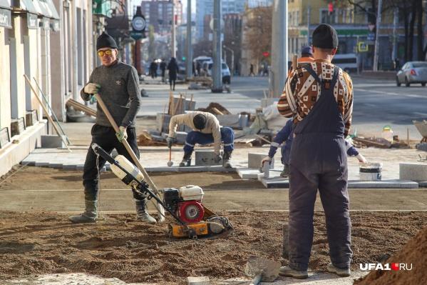 Ранее ремонтом Коммунистической улицы занималось ООО «Дортрансстрой»