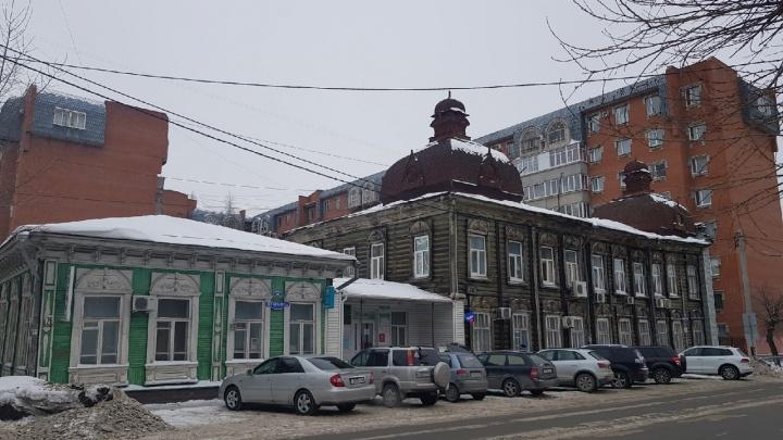 У музтеатра за 39 миллионов продают здание-памятник начала XX века