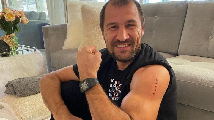 Челябинский боксер Сергей Ковалёв объяснился с поклонниками после скандала с допинг-пробой