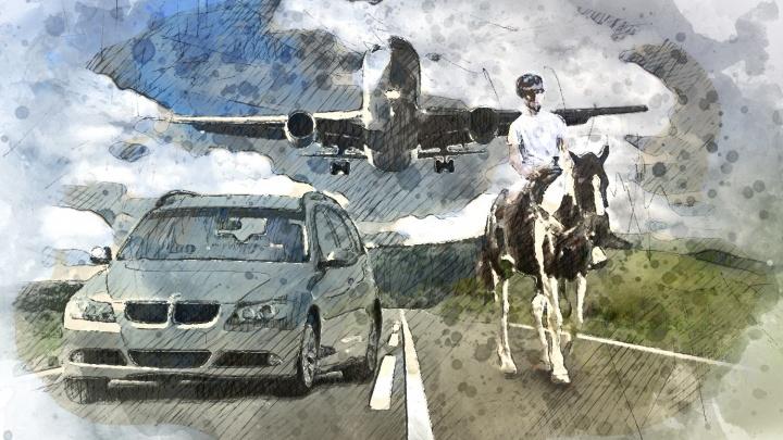 Кто, если не «Аэрофлот»? Мы придумали, на чём еще добраться из Тюмени в Москву: есть неожиданные варианты