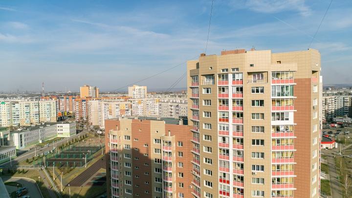 Средний размер ипотеки красноярцев вырос до 2,4 миллиона рублей