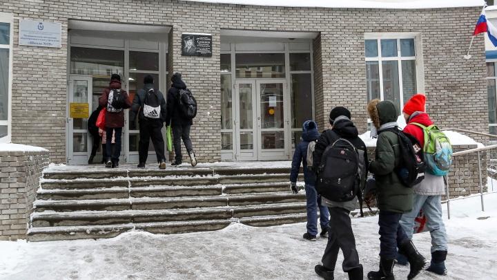 Репортаж NN.RU о том, как школы держат оборону против коронавируса, ОРВИ и гриппа