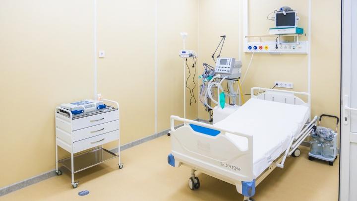 Самарский врач назвал скорость тотального поражения легких при коронавирусе
