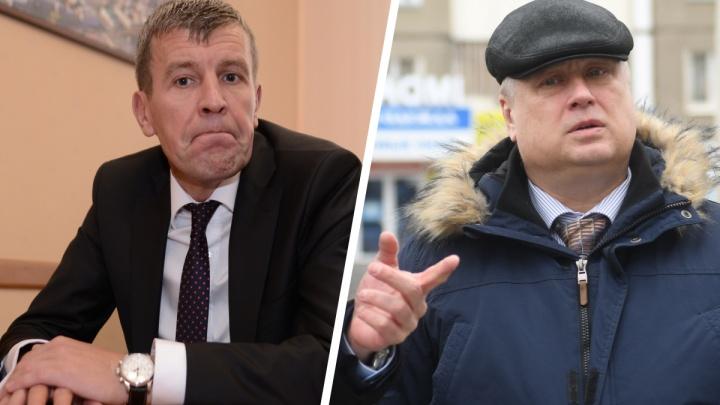 Мэр Алексей Орлов избавился от еще одного заместителя и отправил его в Кировский район