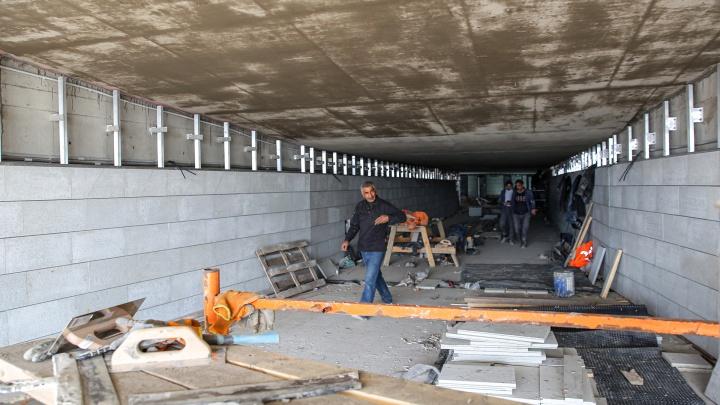 «Галя, опять отмена»: в мэрии снова перенесли открытие перехода на Монументе Дружбы в Уфе