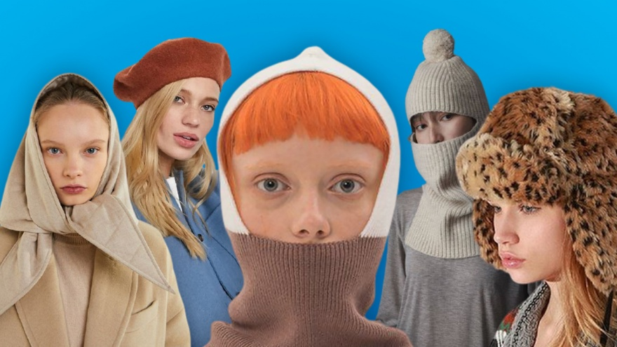Что, если не шапка: 10 крутых и необычных головных уборов для стильных (вы удивитесь)