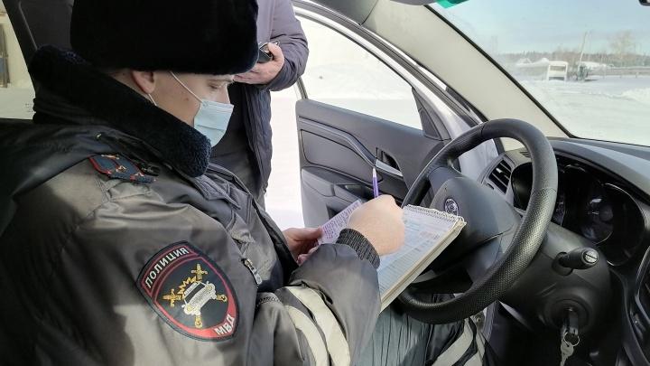 Выпил пива за обедом: на Урале автоинспекторы задержали пьяного водителя автобуса