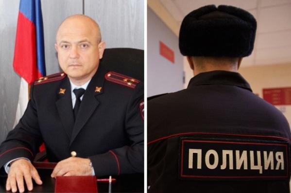 Начальник самарской полиции попал в поле зрения следователей в конце ноября 2020 года