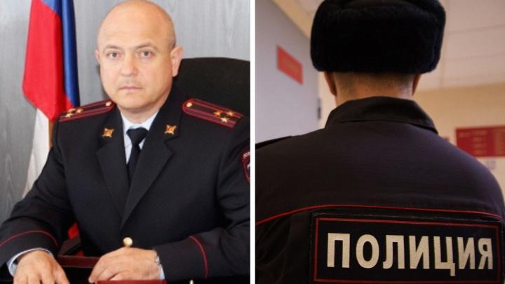 Суд арестовал начальника полиции Самары