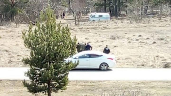 В кузбасском городе обнаружили расчлененное тело девушки. СК возбудил уголовное дело