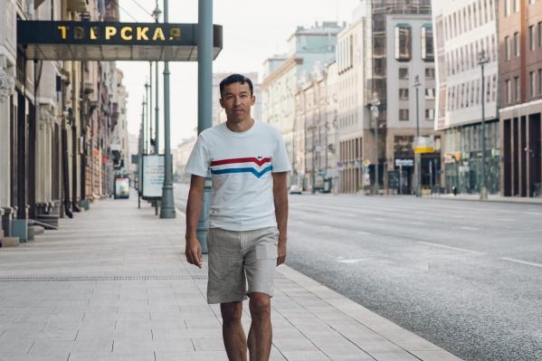 Директор риелторской компании бывает в Москве по делам, но перебираться туда, по его словам, не спешит