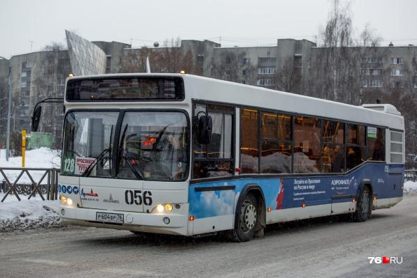 В салонах автобусов обещают чистый воздух