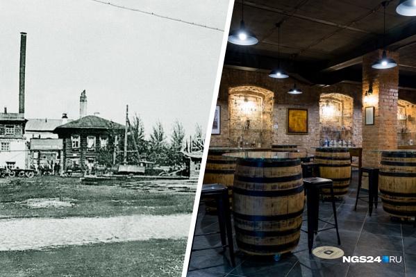 Прошлое и настоящее самой старой сибирской пивоварни на улице Ломоносова