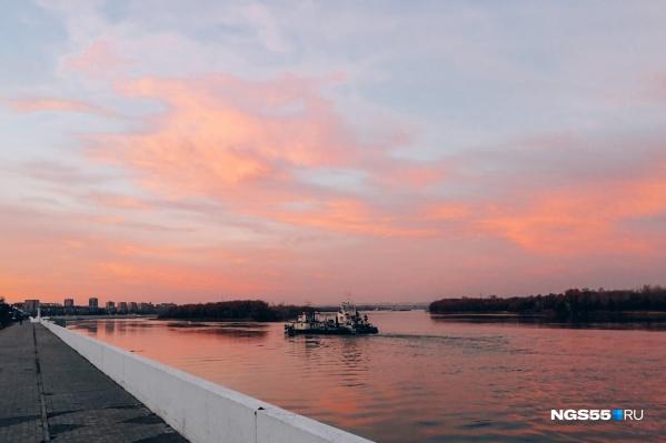 Глава региона хочетповысить уровень судоходности по Иртышу