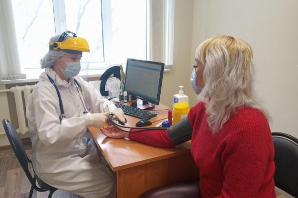 Ежедневно центр может принять до 50 пациентов