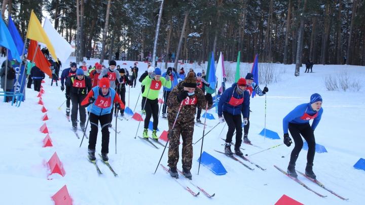 Как нижегородцы провели забег «На лыжи»: репортаж с зимней эстафеты