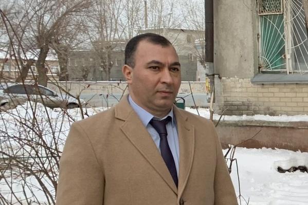 Арман Аракелян в Заксобрании представляет КПРФ и возглавляет крупную дорожную компанию